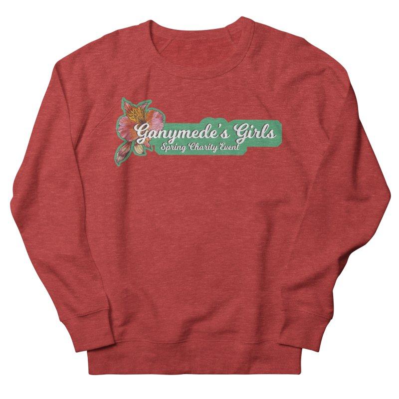 Spring Charity 2019 Women's French Terry Sweatshirt by ganymedesgirlscommunity's Artist Shop