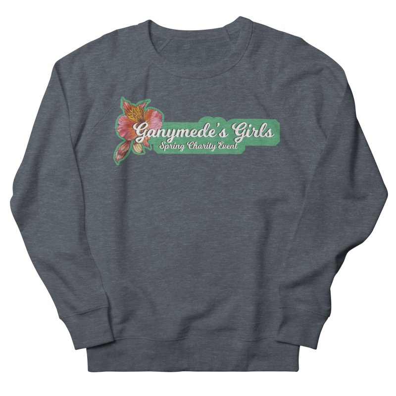 Spring Charity 2019 Men's French Terry Sweatshirt by ganymedesgirlscommunity's Artist Shop