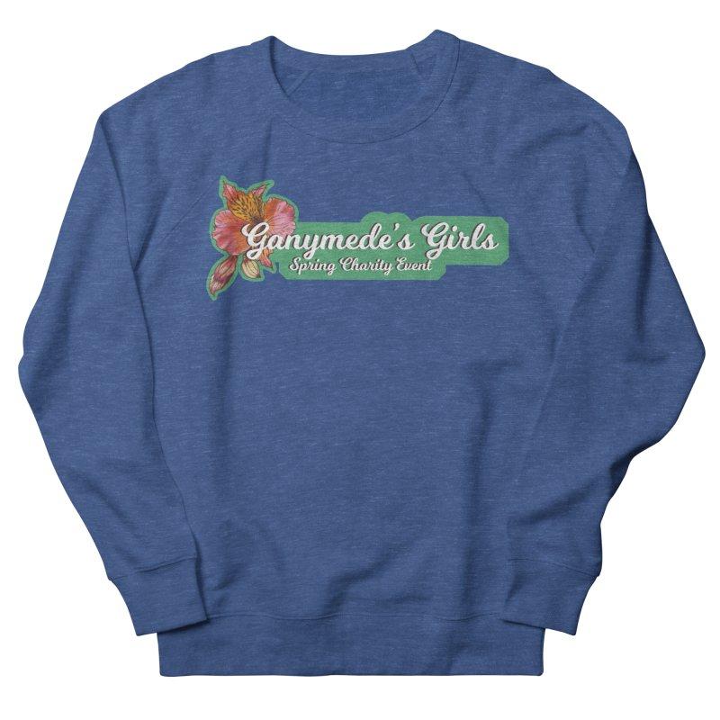 Spring Charity 2019 Men's French Terry Sweatshirt by ganymedesgirlscommunity's Artist Shop