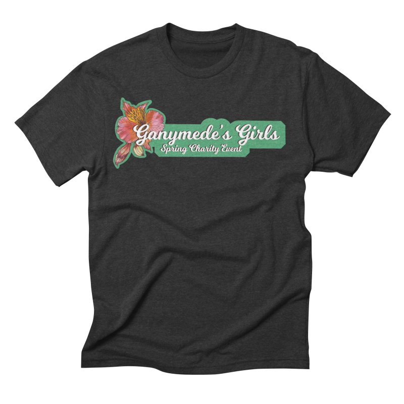 Spring Charity 2019 Men's Triblend T-Shirt by ganymedesgirlscommunity's Artist Shop