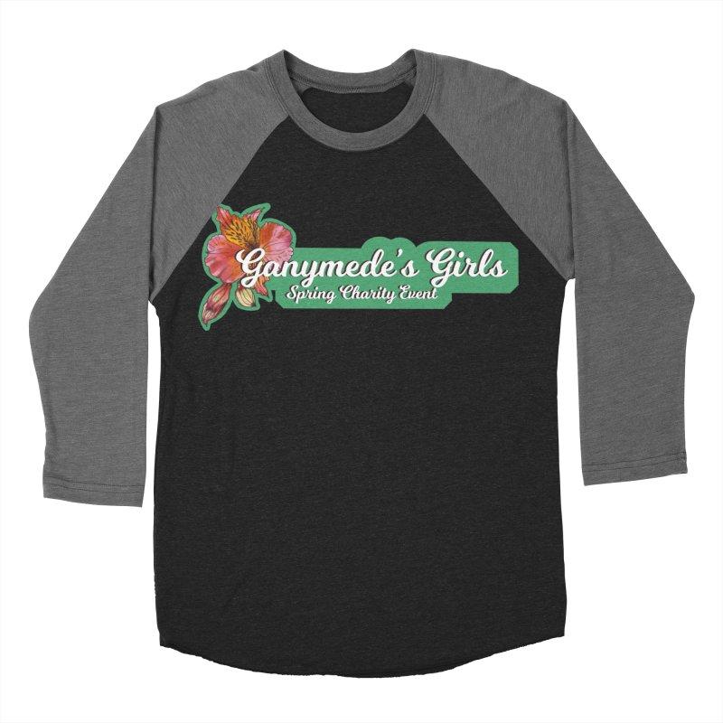 Spring Charity 2019 Men's Baseball Triblend Longsleeve T-Shirt by ganymedesgirlscommunity's Artist Shop