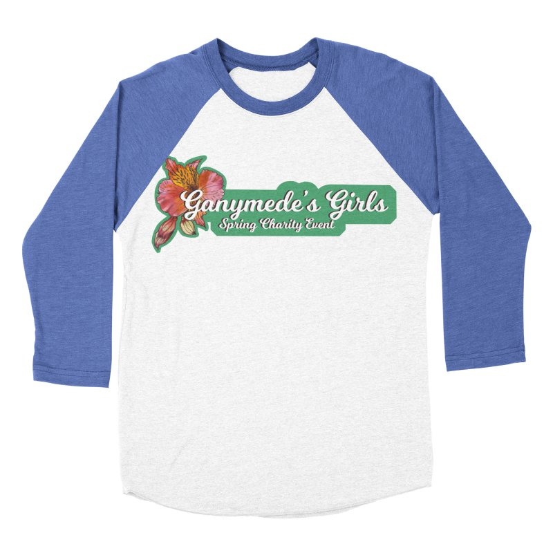 Spring Charity 2019 Men's Baseball Triblend Longsleeve T-Shirt by ganymedesgirlscommunity's Artist Shop
