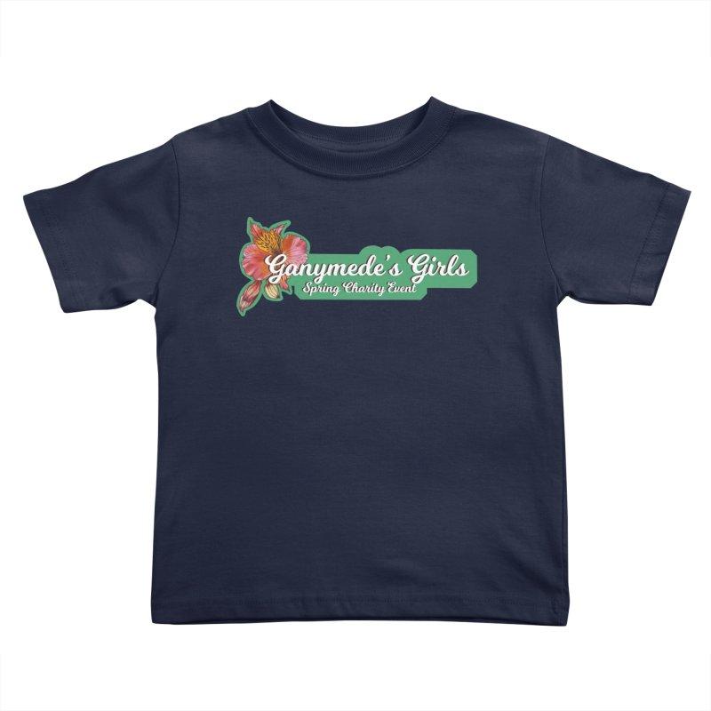 Spring Charity 2019 Kids Toddler T-Shirt by ganymedesgirlscommunity's Artist Shop