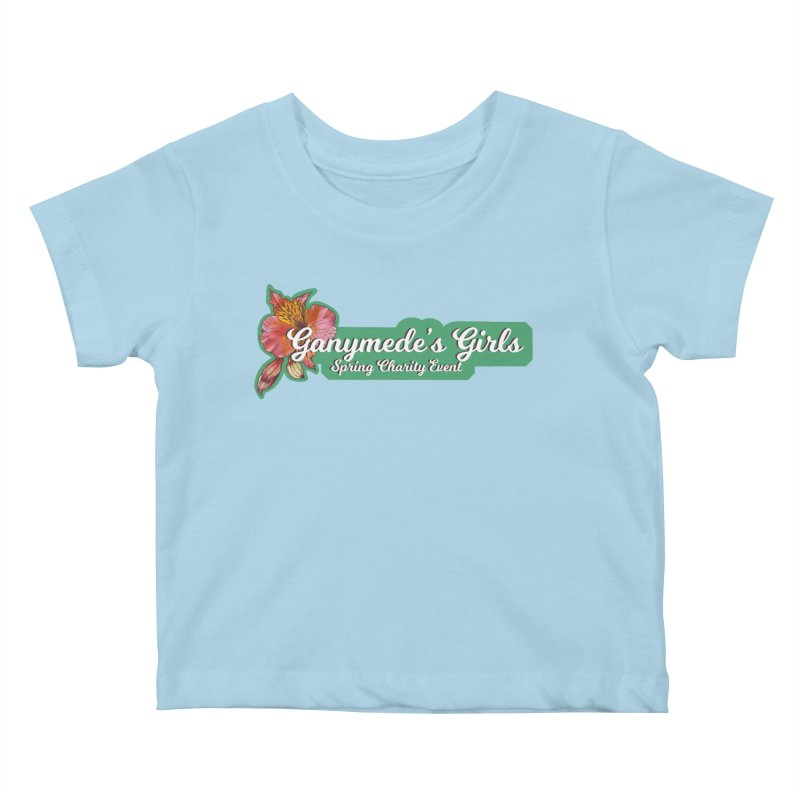Spring Charity 2019 Kids Baby T-Shirt by ganymedesgirlscommunity's Artist Shop