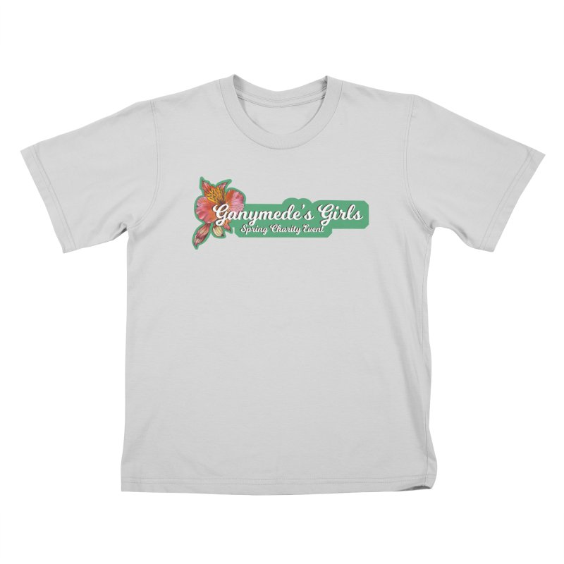 Spring Charity 2019 Kids T-Shirt by ganymedesgirlscommunity's Artist Shop