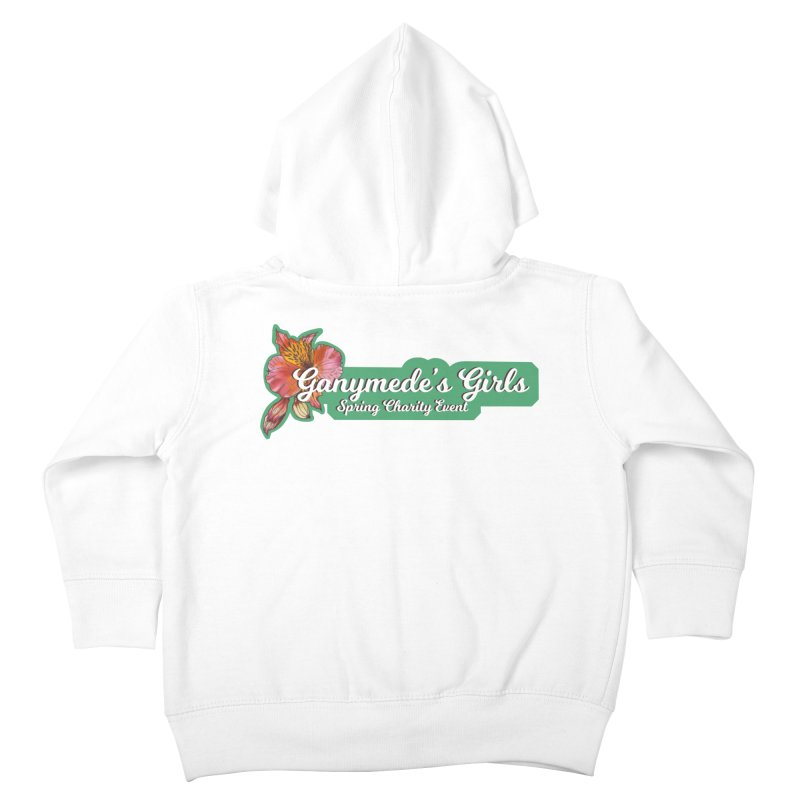 Spring Charity 2019 Kids Toddler Zip-Up Hoody by ganymedesgirlscommunity's Artist Shop