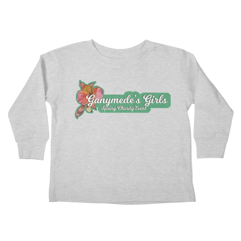 Spring Charity 2019 Kids Toddler Longsleeve T-Shirt by ganymedesgirlscommunity's Artist Shop