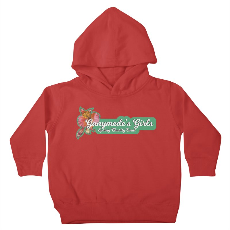 Spring Charity 2019 Kids Toddler Pullover Hoody by ganymedesgirlscommunity's Artist Shop