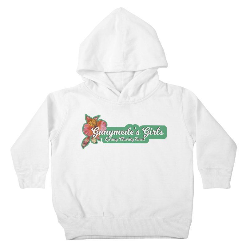 Spring Charity 2019 Kids Toddler Pullover Hoody by ganymedesgirlscommunity's Artist Shop