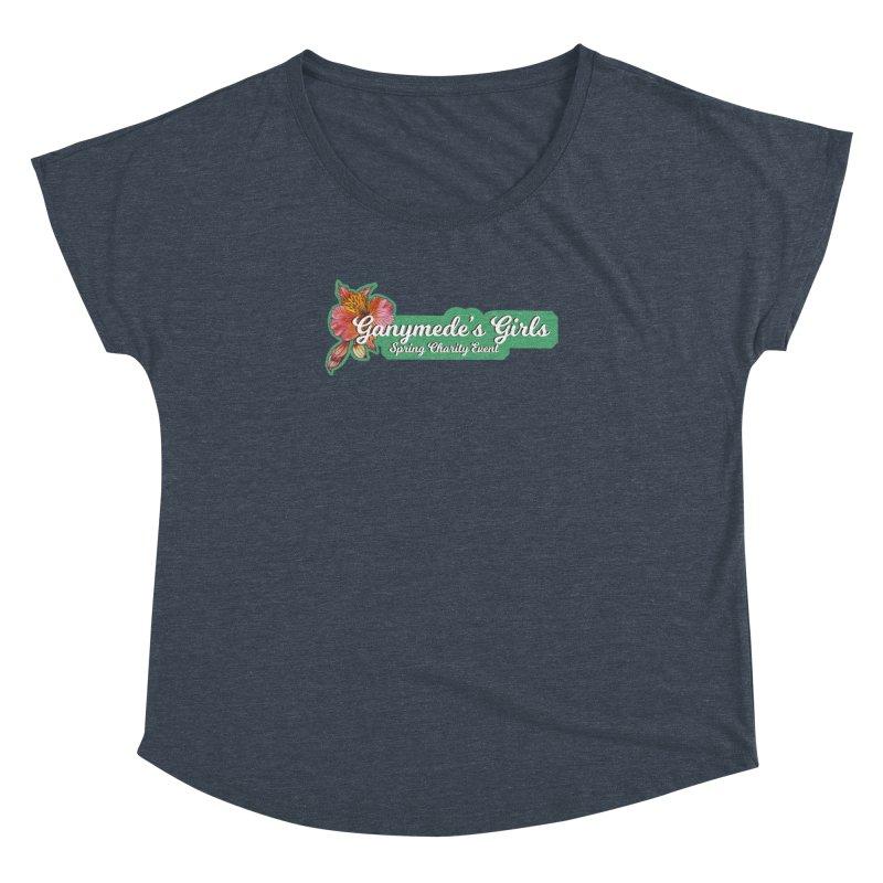 Spring Charity 2019 Women's Dolman Scoop Neck by ganymedesgirlscommunity's Artist Shop