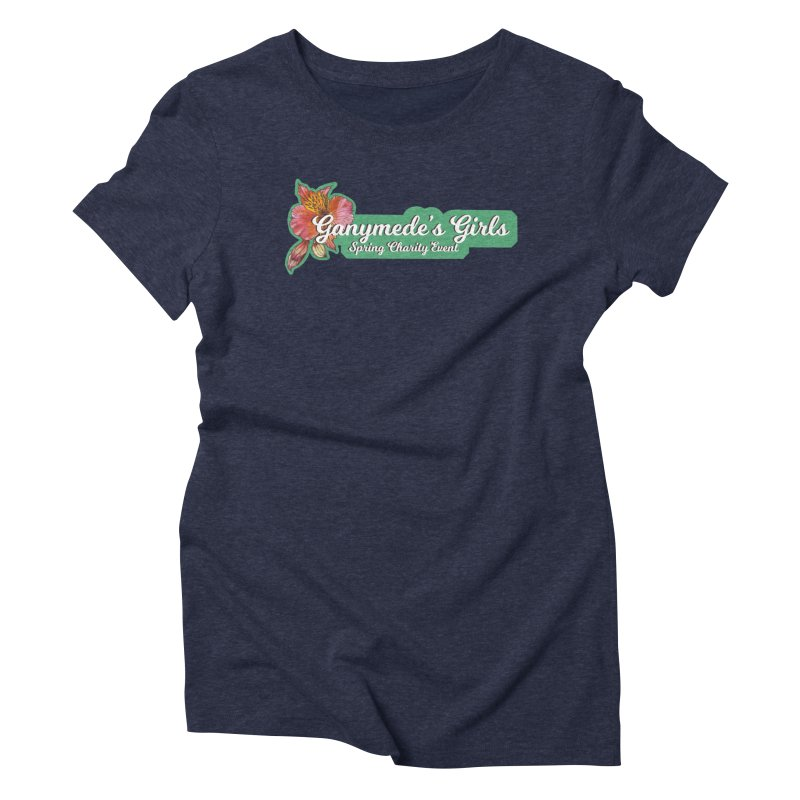 Spring Charity 2019 Women's Triblend T-Shirt by ganymedesgirlscommunity's Artist Shop