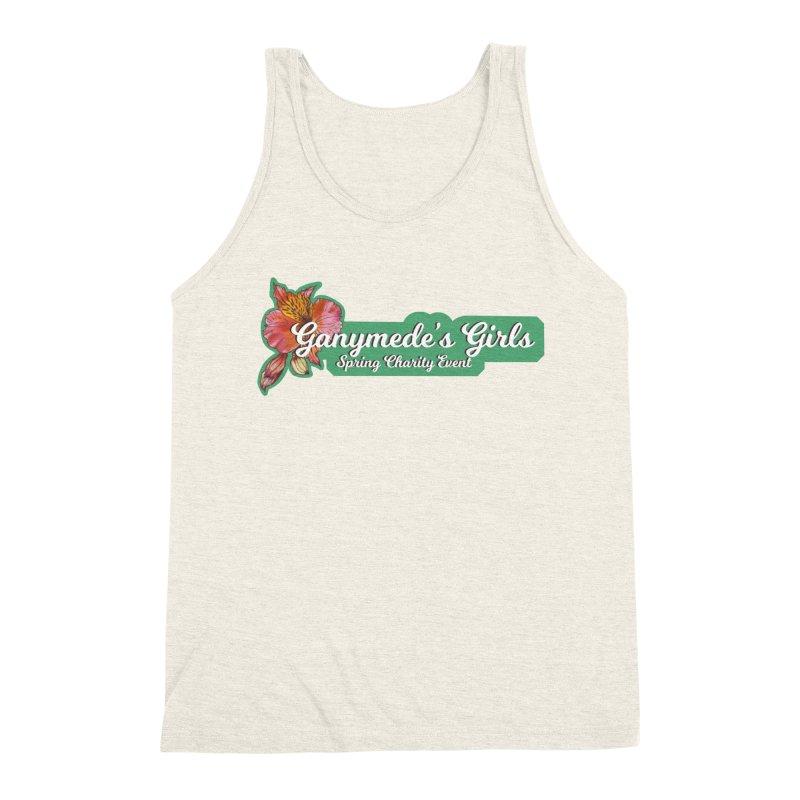 Spring Charity 2019 Men's Triblend Tank by ganymedesgirlscommunity's Artist Shop