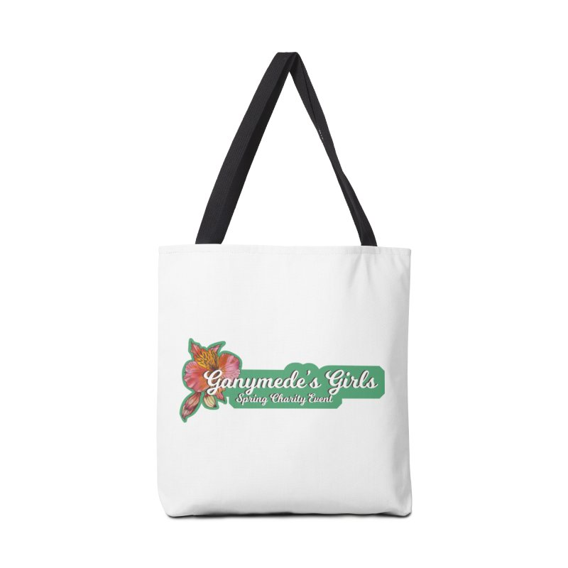 Spring Charity 2019 Accessories Tote Bag Bag by ganymedesgirlscommunity's Artist Shop