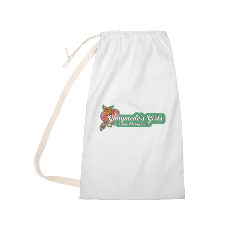 Spring Charity 2019 Accessories Laundry Bag Bag by ganymedesgirlscommunity's Artist Shop