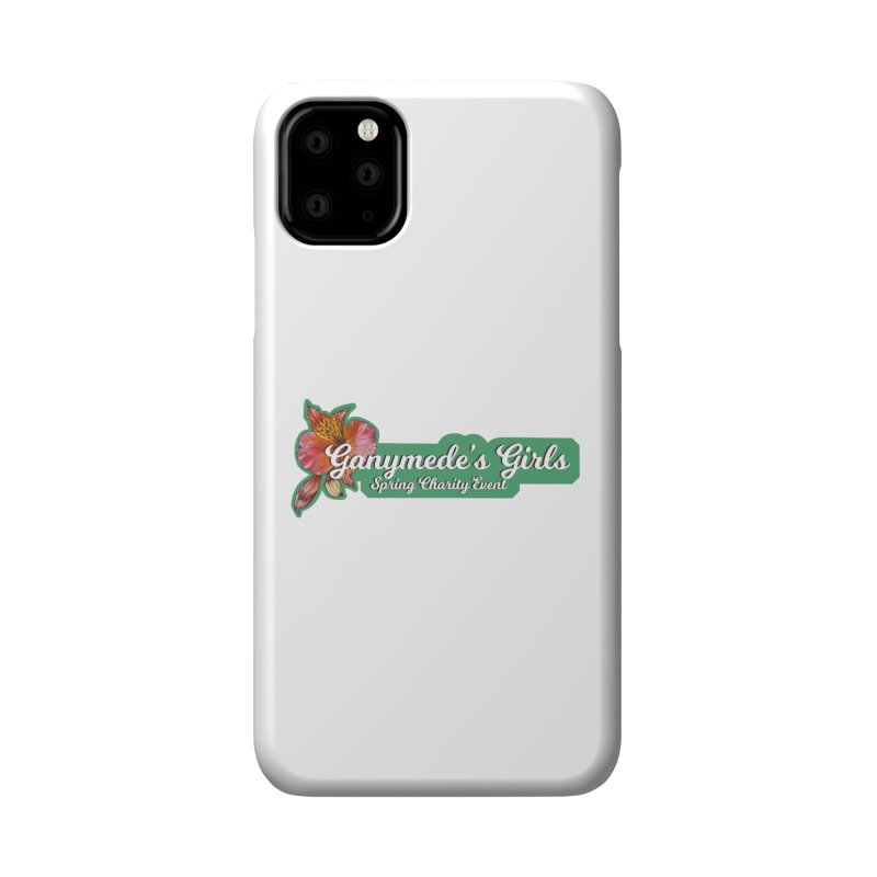Spring Charity 2019 Accessories Phone Case by ganymedesgirlscommunity's Artist Shop