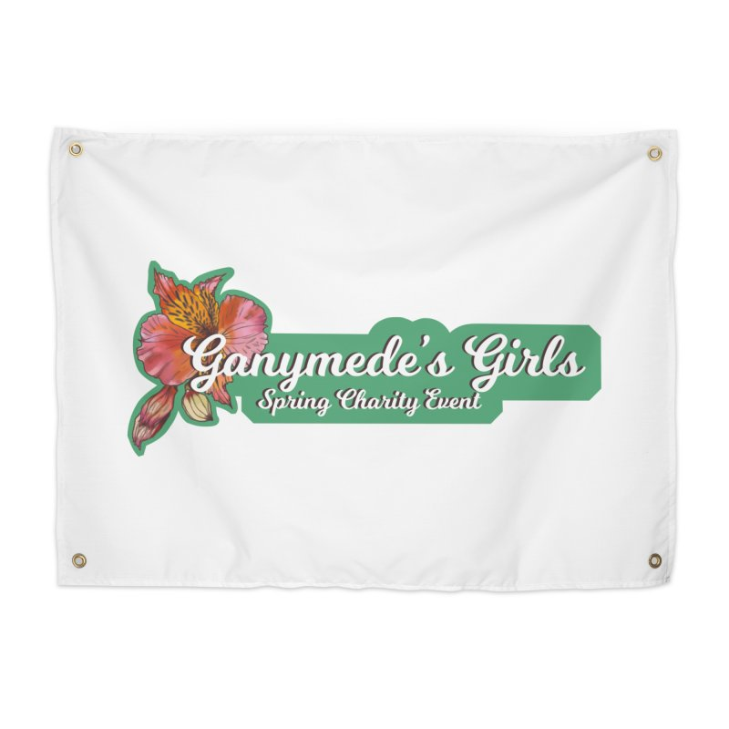 Spring Charity 2019 Home Tapestry by ganymedesgirlscommunity's Artist Shop