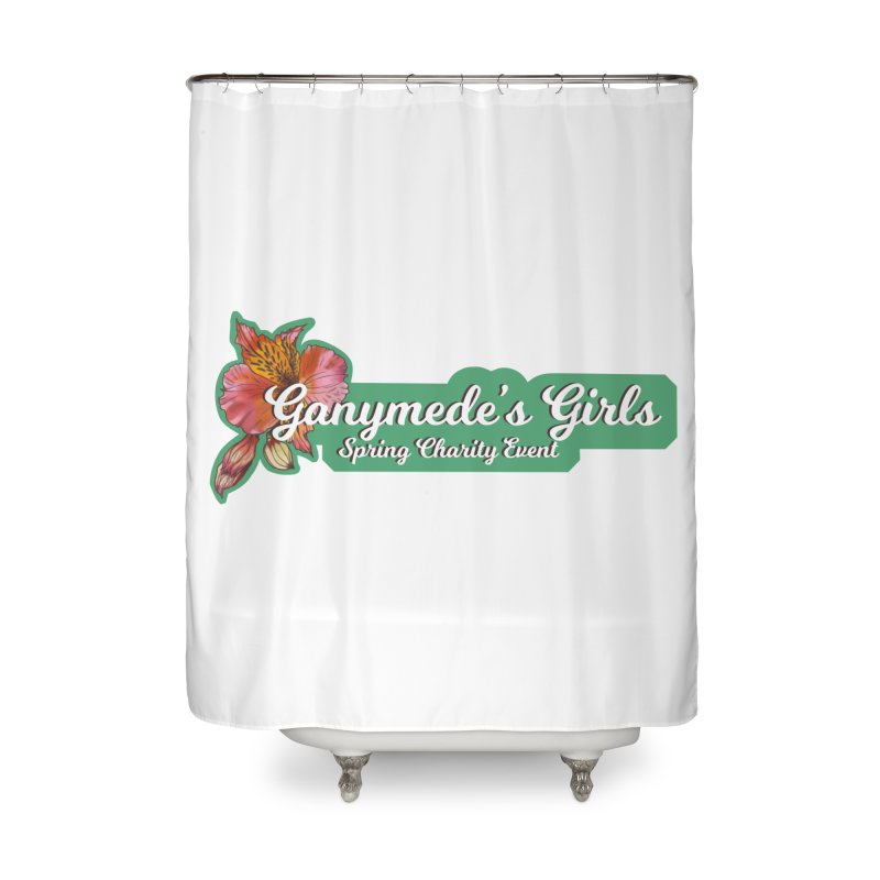 Spring Charity 2019 Home Shower Curtain by ganymedesgirlscommunity's Artist Shop