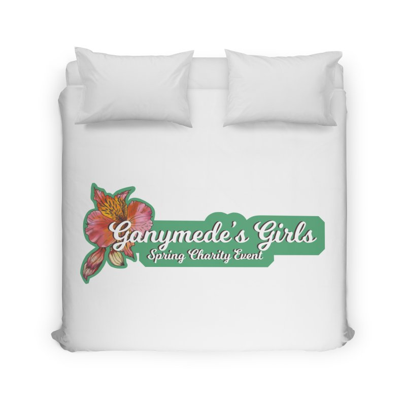 Spring Charity 2019 Home Duvet by ganymedesgirlscommunity's Artist Shop