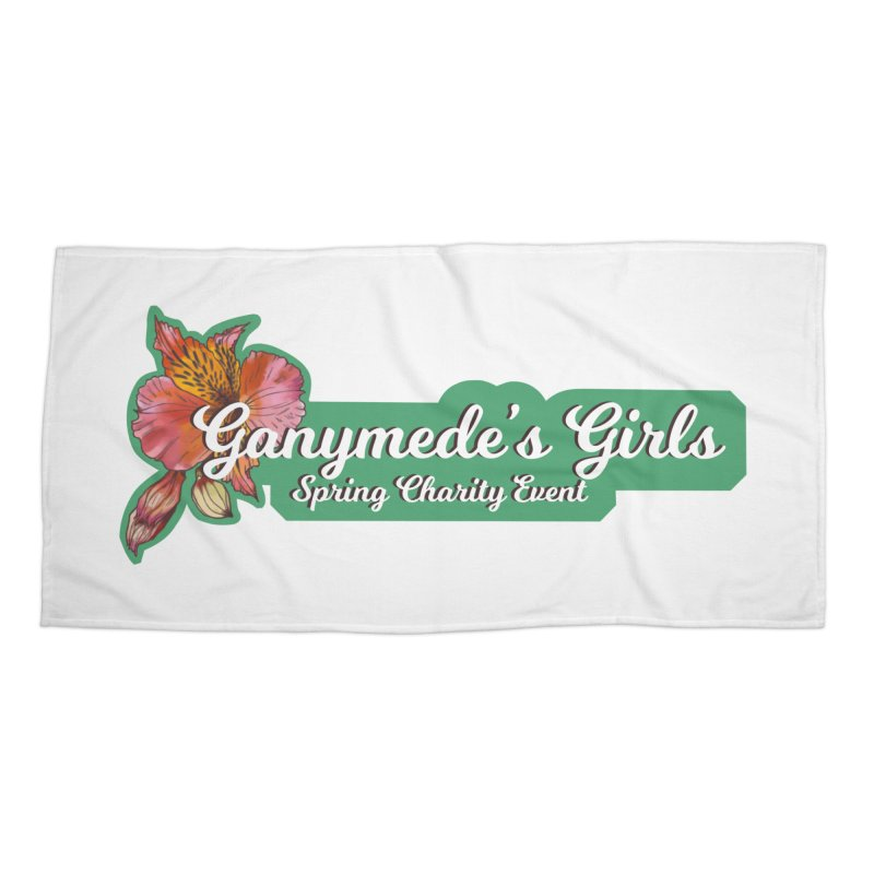 Spring Charity 2019 Accessories Beach Towel by ganymedesgirlscommunity's Artist Shop