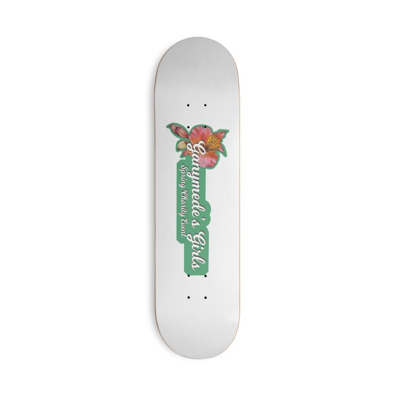 Spring Charity 2019 Accessories Deck Only Skateboard by ganymedesgirlscommunity's Artist Shop