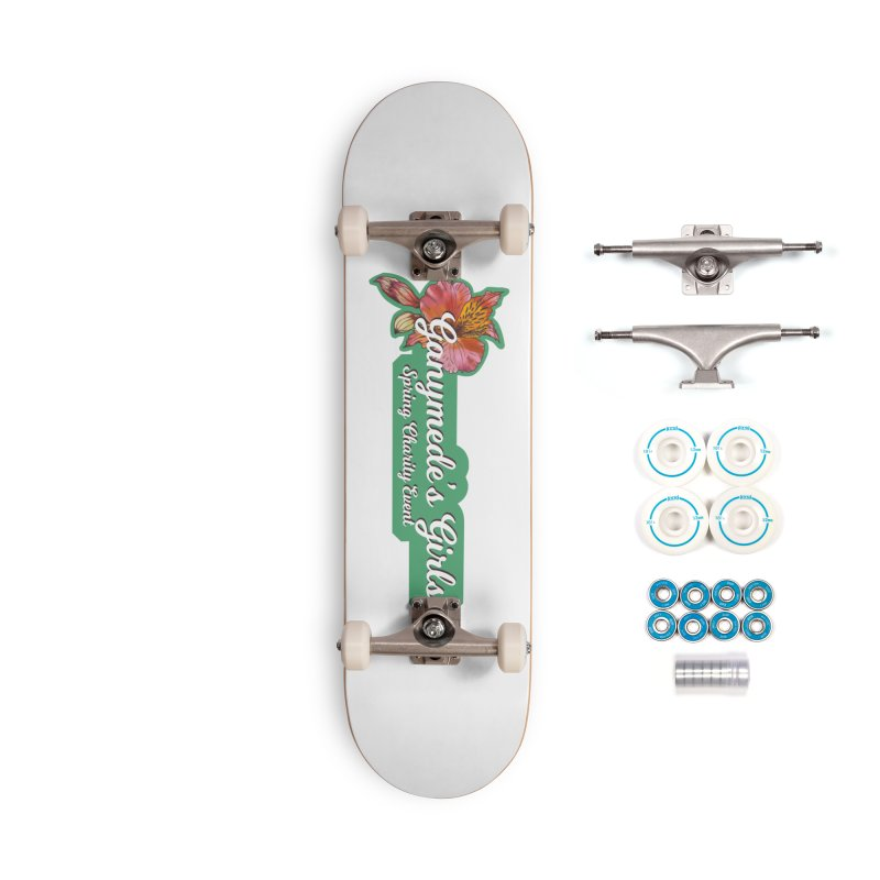Spring Charity 2019 Accessories Complete - Basic Skateboard by ganymedesgirlscommunity's Artist Shop