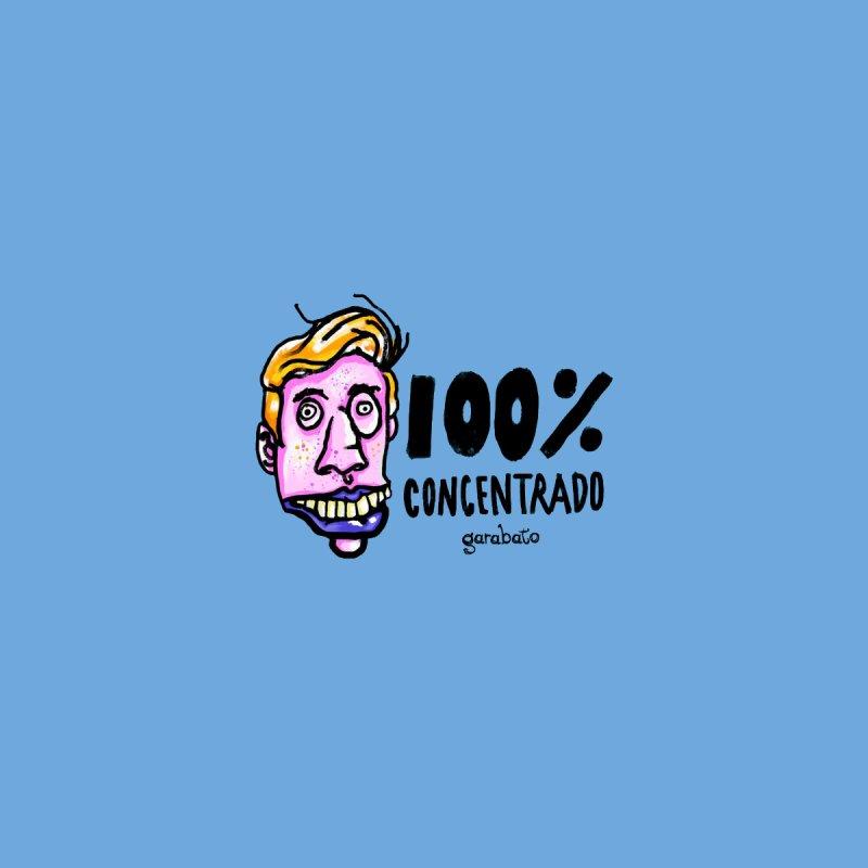 100% concentrado by garabato's Artist Shop