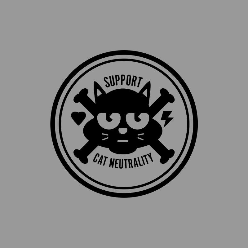 Cat Neutrality by garabato's Artist Shop