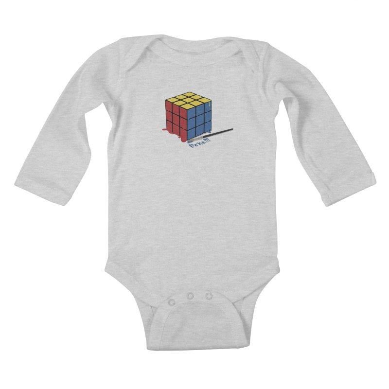 Done!!! Kids Baby Longsleeve Bodysuit by garabattos's Artist Shop