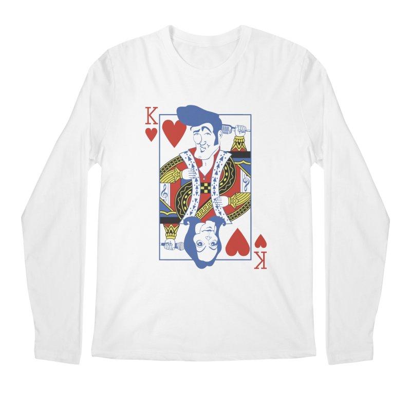 Kings of hearts Men's Longsleeve T-Shirt by garabattos's Artist Shop
