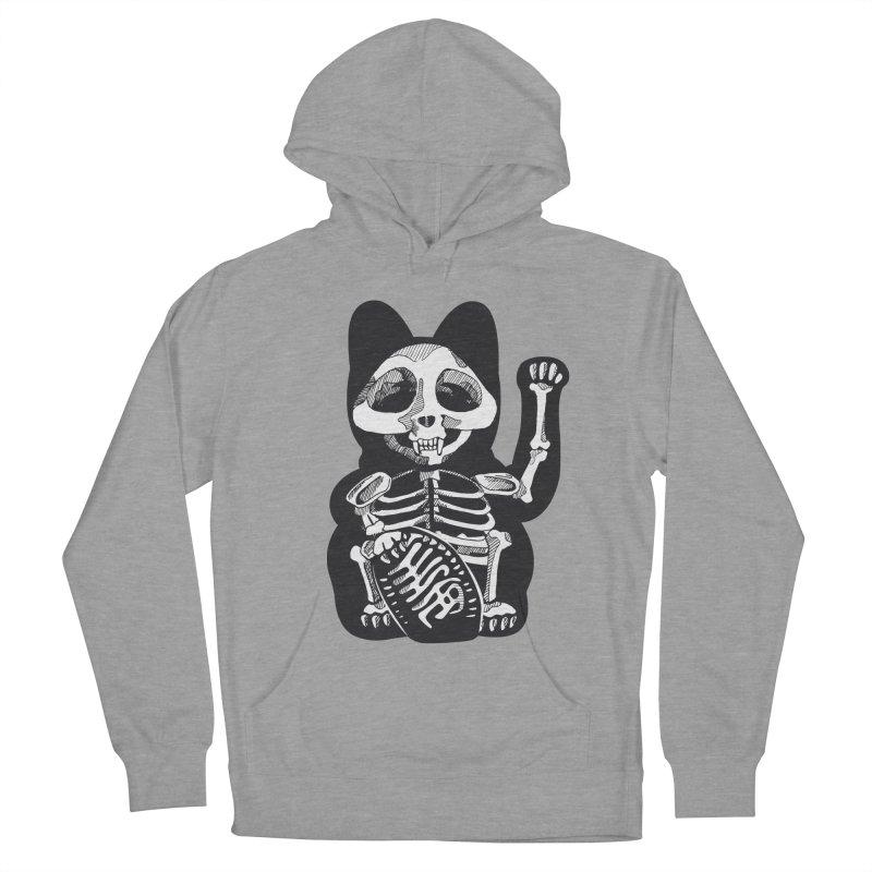 Maneki neko Men's Pullover Hoody by garabattos's Artist Shop