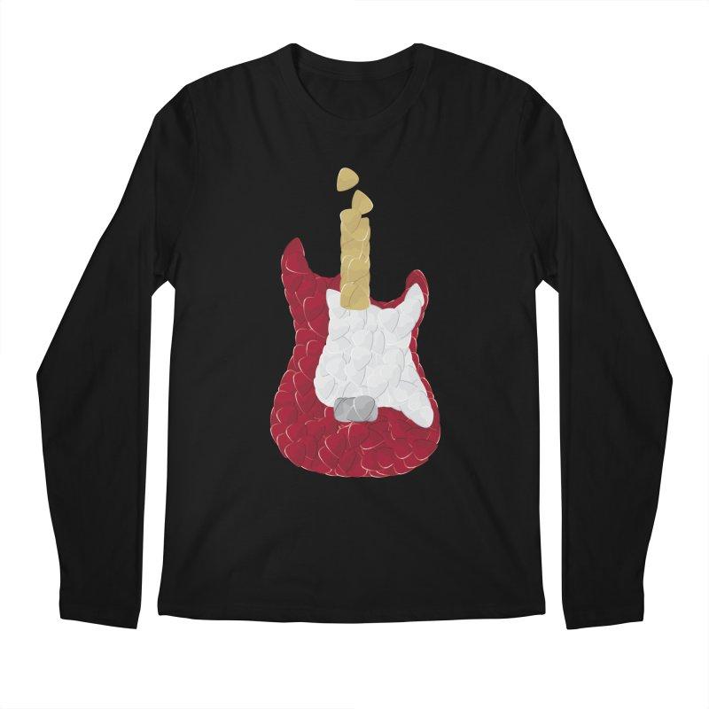 Rock yourself out Men's Longsleeve T-Shirt by garabattos's Artist Shop