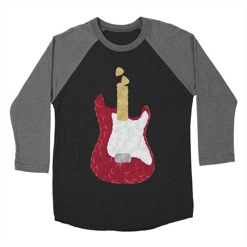 Rock yourself out Women's Baseball Triblend T-Shirt by garabattos's Artist Shop