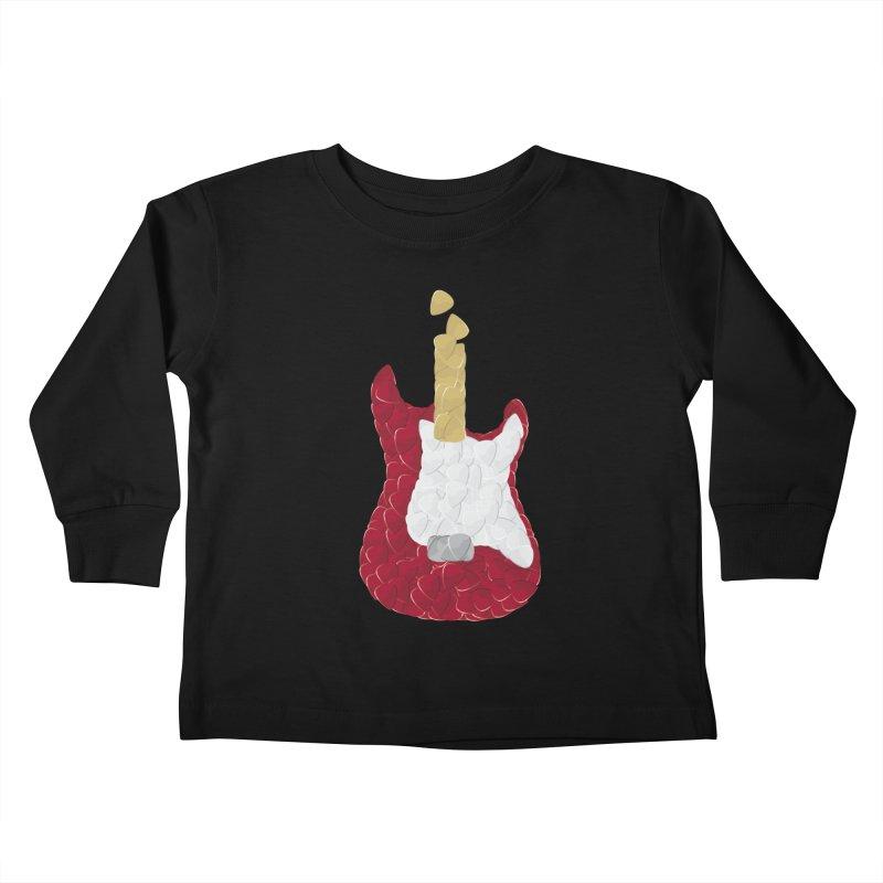 Rock yourself out Kids Toddler Longsleeve T-Shirt by garabattos's Artist Shop