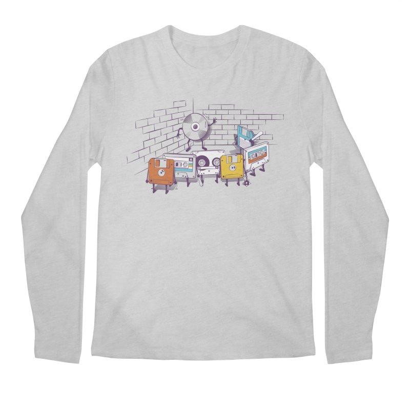 Reckoning Men's Longsleeve T-Shirt by garabattos's Artist Shop