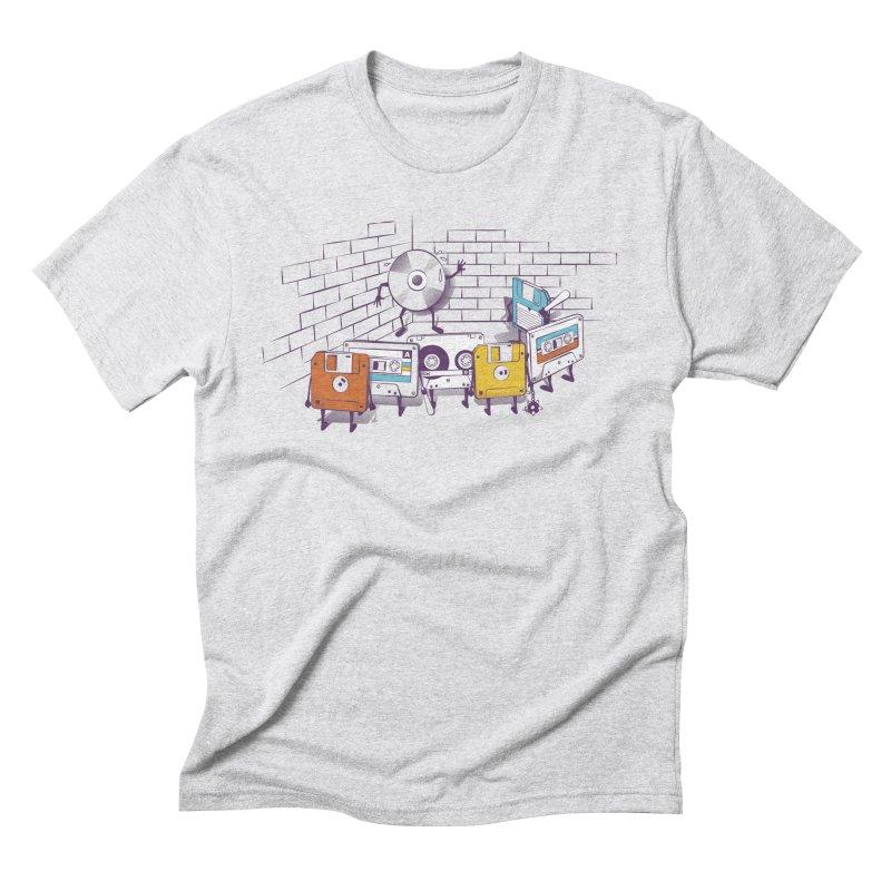 Reckoning Men's Triblend T-Shirt by garabattos's Artist Shop