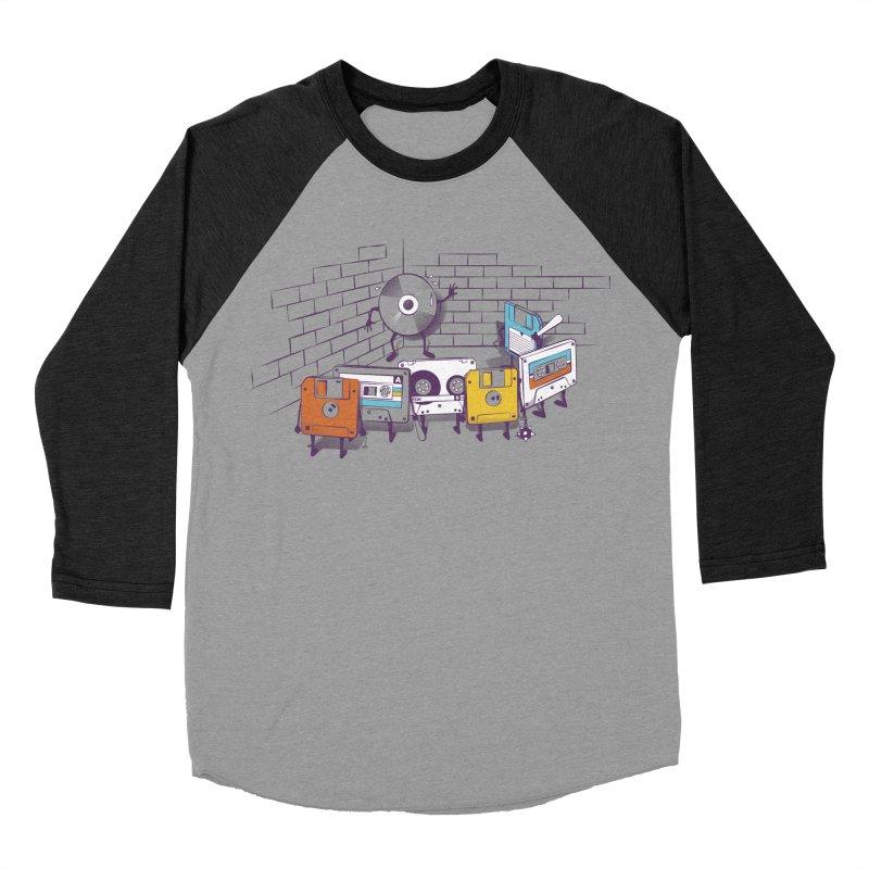 Reckoning Women's Baseball Triblend T-Shirt by garabattos's Artist Shop