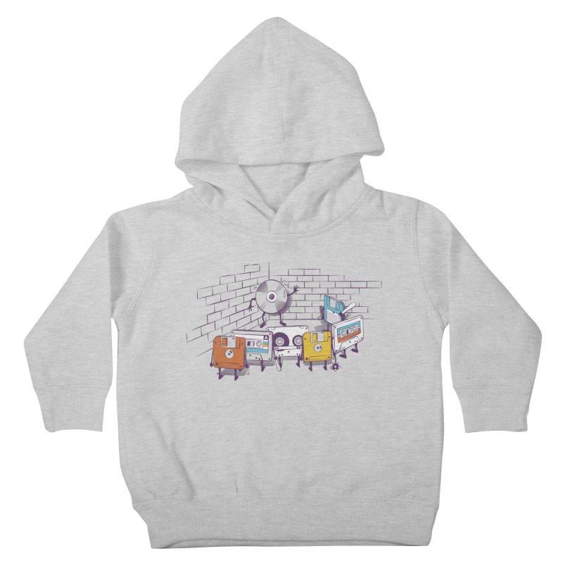 Reckoning Kids Toddler Pullover Hoody by garabattos's Artist Shop