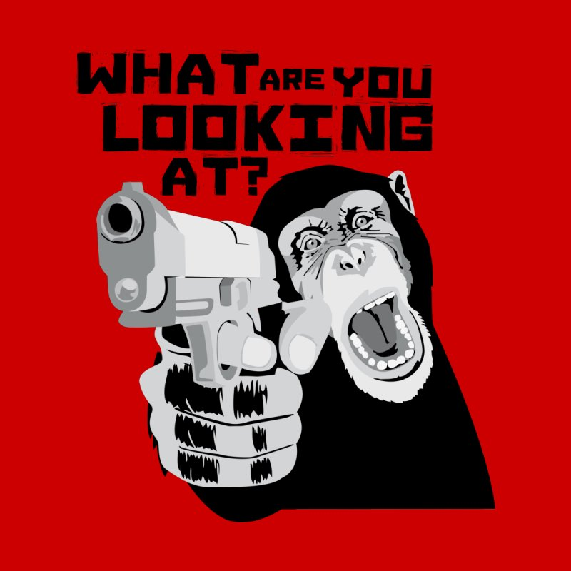 What are you looking at? by garabattos's Artist Shop