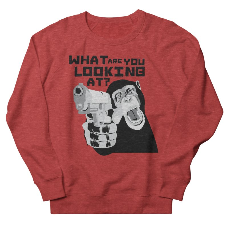 What are you looking at? Women's Sweatshirt by garabattos's Artist Shop