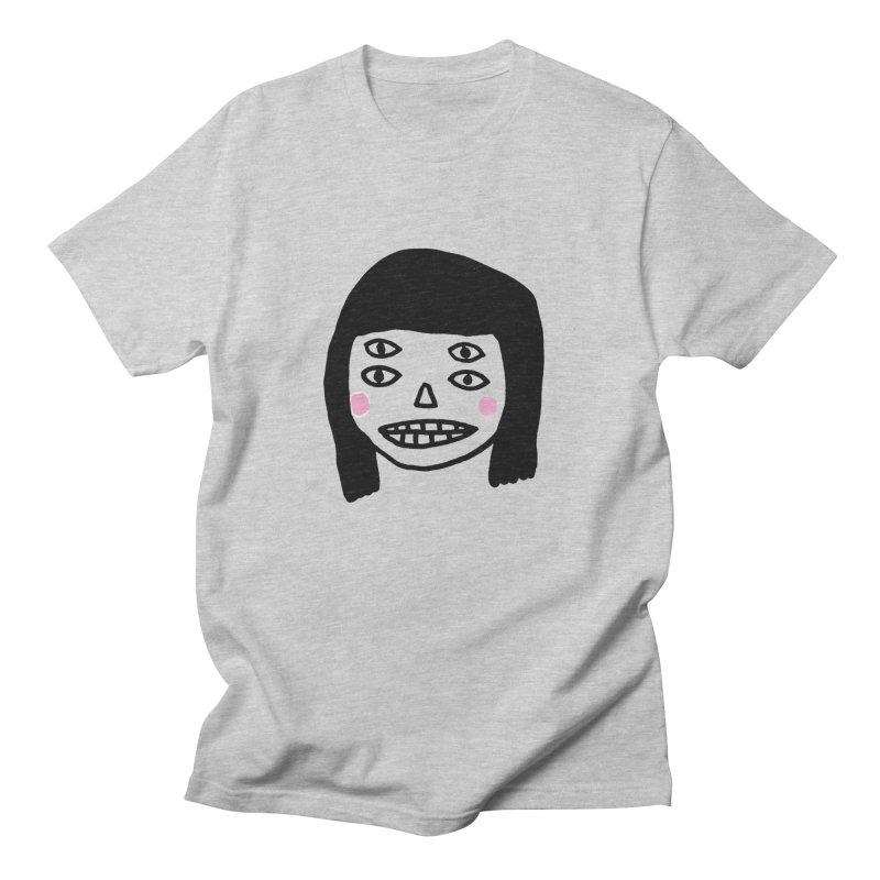 Creepy Girls Men's T-Shirt by Garbage Party's Trash Talk & Apparel Shop