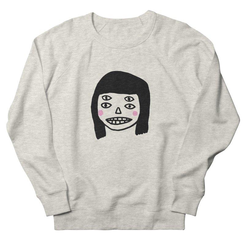 Creepy Girls Men's Sweatshirt by Garbage Party's Trash Talk & Apparel Shop