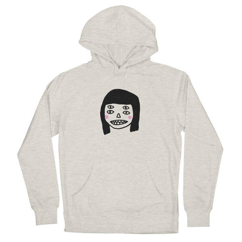 Creepy Girls Men's Pullover Hoody by Garbage Party's Trash Talk & Apparel Shop