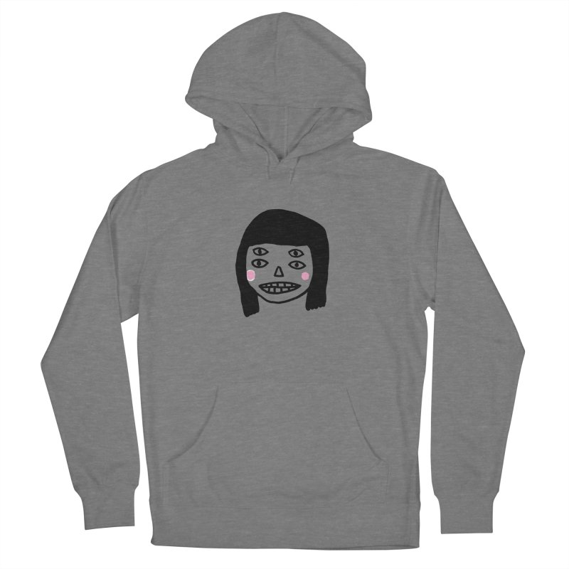 Creepy Girls Women's Pullover Hoody by Garbage Party's Trash Talk & Apparel Shop