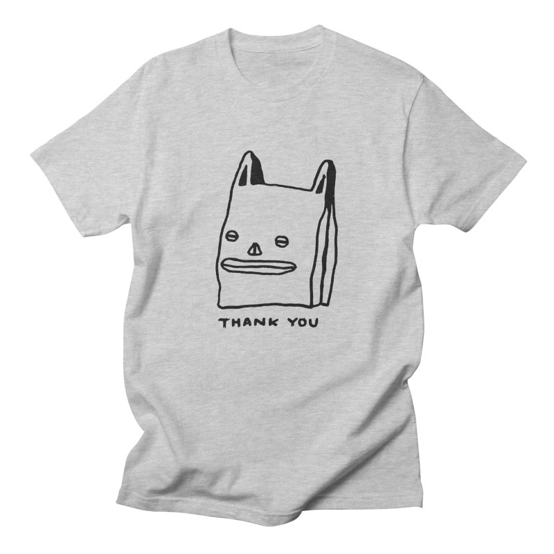 Thank You For Shopping Men's  by Garbage Party's Trash Talk & Apparel Shop