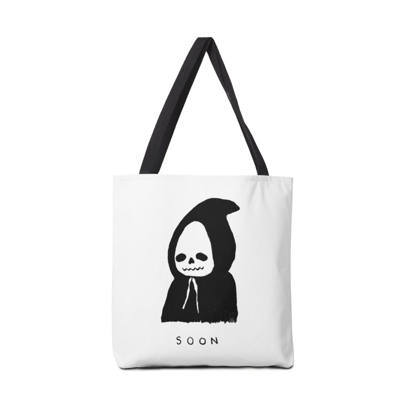 SOON Accessories Tote Bag Bag by Garbage Party's Trash Talk & Apparel Shop