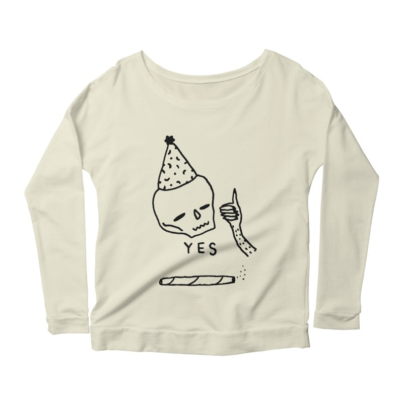 YES   by Garbage Party's Trash Talk & Apparel Shop