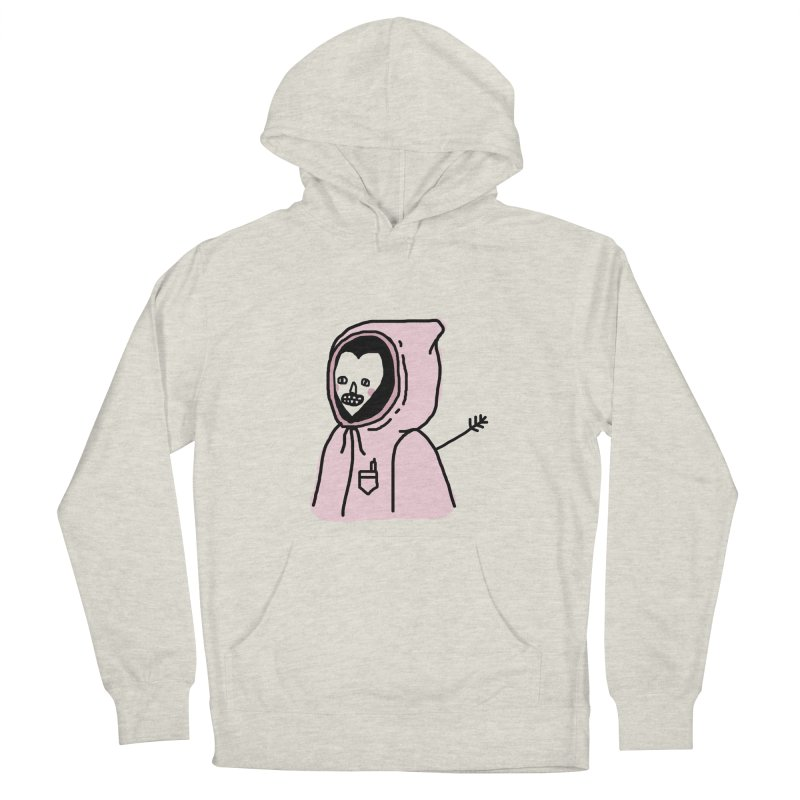 I AM OK Women's French Terry Pullover Hoody by Garbage Party's Trash Talk & Apparel Shop