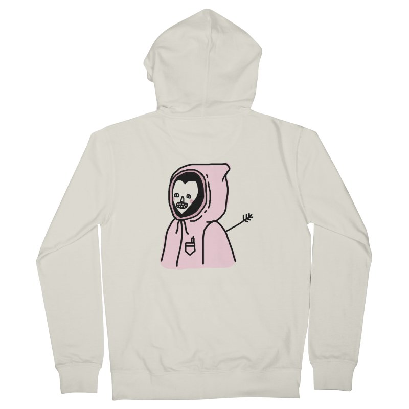 I AM OK Men's French Terry Zip-Up Hoody by Garbage Party's Trash Talk & Apparel Shop