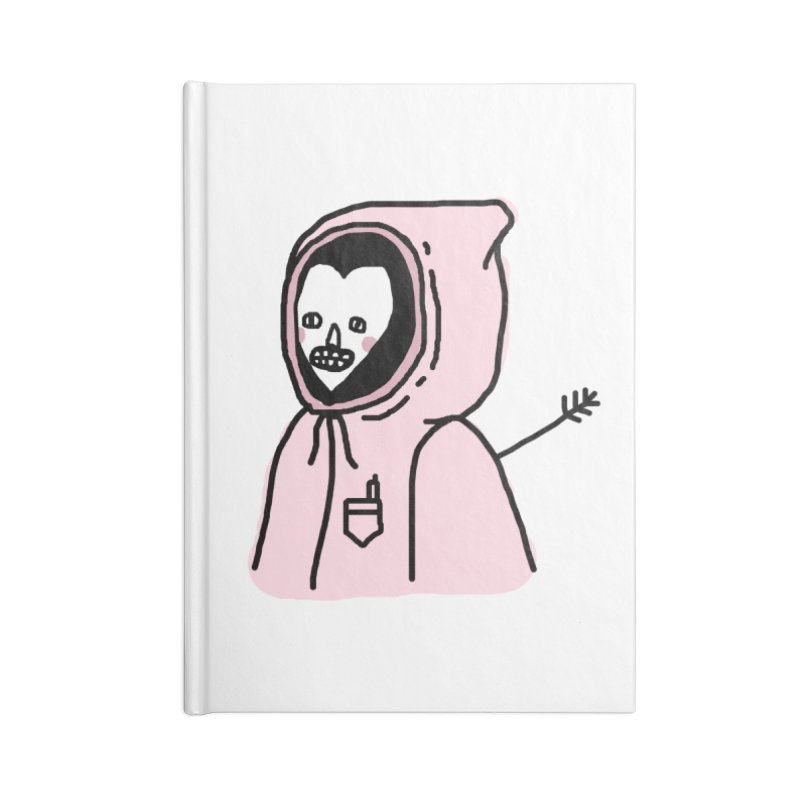 I AM OK Accessories Blank Journal Notebook by Garbage Party's Trash Talk & Apparel Shop