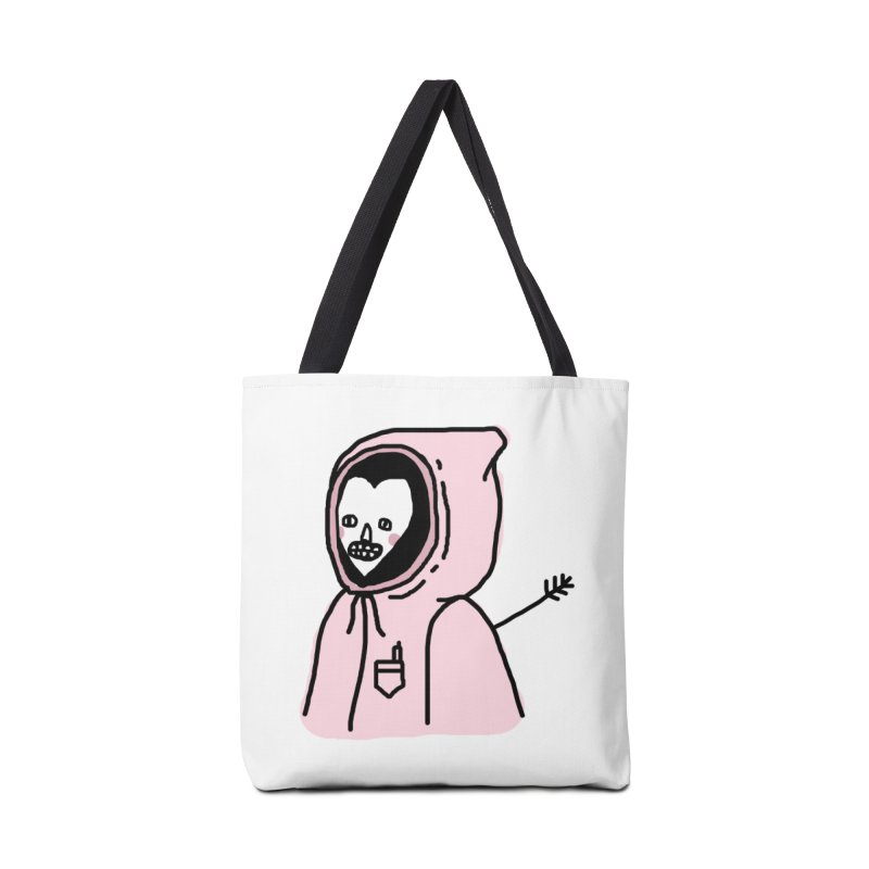I AM OK Accessories Tote Bag Bag by Garbage Party's Trash Talk & Apparel Shop